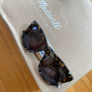 Madewell Sunglasses New Without Tags